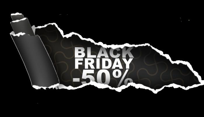 black friday na web